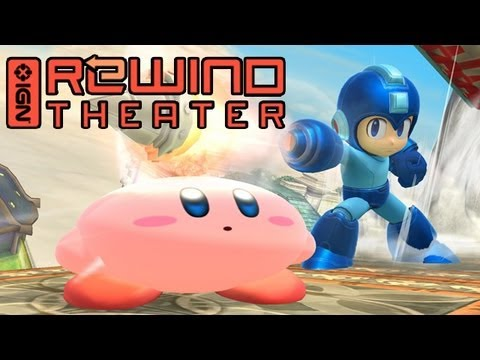 IGN Rewind Theater - Megaman Super Smash Bros.