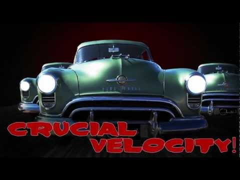 Clutch Earth Rocker: Crucial Velocity Lyric Video