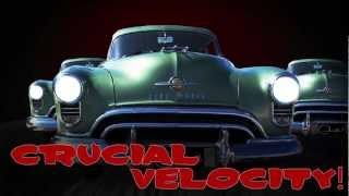 CLUTCH - Crucial Velocity (Lyric Video)