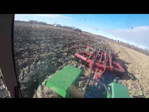 Muddy Tillage Conditions