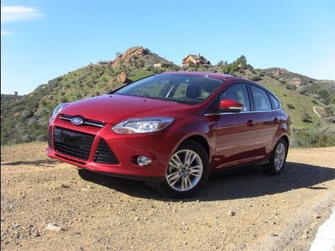 2012 Ford Focus first drive review
