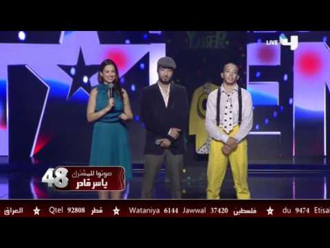 image vido ArabsGotTalent - S2 - Ep7 - &#1610;&#1575;&#1587;&#1585; &#1602;&#1575;&#1583;&#1585;