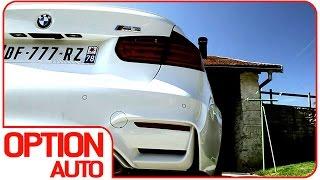 Exhaust Sound cold start : BMW M3 F80 (Option Auto)