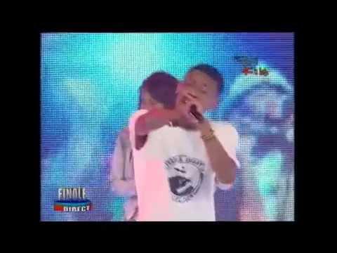 RABOUSSA :: En live sur le scène de la Final du KOPI KOLE 2014 (Rap Gasy)