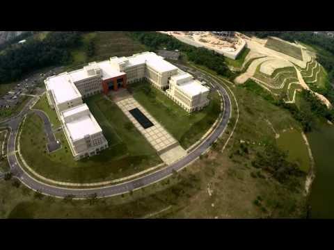 Manipal International University, Malaysia - Drone Shot