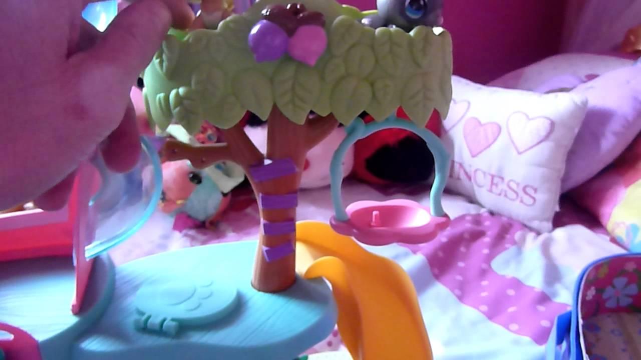 Littlest Pet Shop Toys House Littlest Pet Shop Magic Tree