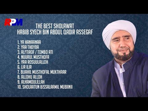 Download Lagu Habib Syech Bin Abdul Qodir Assegaf - The Best Shalawat (Full Album Stream) MP3 Free