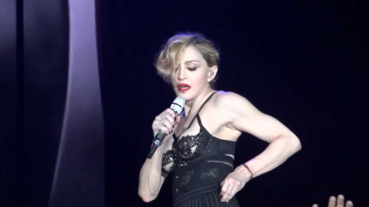Youtube Madonna Human Nature