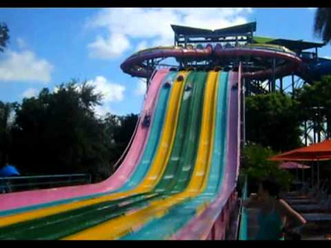 aquatica SeaWorld Orlando  Waterpark
