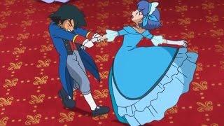 Ash Ketchum's Dancing History