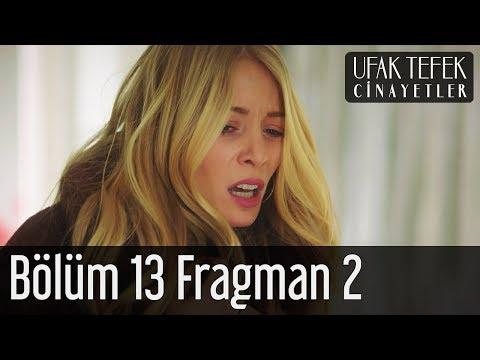 Ufak Tefek Cinayetler 13. Bölüm 2. Fragman