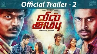 Vil Ambu Official 2nd Trailer