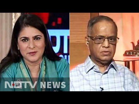 'Considerable fear among minorities in India': Narayanamurthy