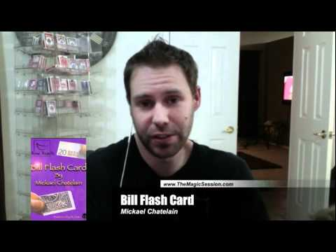 Magic Marketplace Ep40 - Reviews The Elmsley Count Project. Bill Flash Card & Reflections