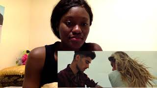 "Download Lagu Benino-American Reacts to ""Zayn - Let Me"" Gratis STAFABAND"