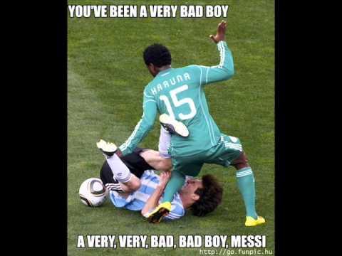 Los chistosos del futbol