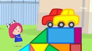 Развивающий мультик - Смарта и Чудо-сумка - Батарейки для паровоза - Мультфильм 3