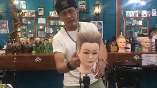 Số 7 Kiểu Tóc Đinh Vuông Barber Shop Vũ Trí - Thầy Tuấn Anh
