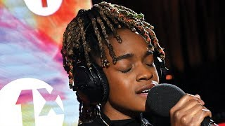 Koffee - Ye (Burna Boy cover) in the 1xtra Live Lounge