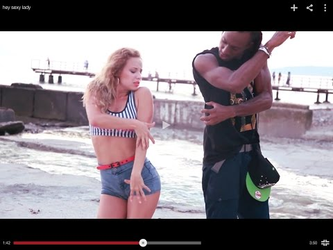 Shaggy hey Sexy Lady By Dhq Fraules Feat. Fraules Girls & Camron One-shot video