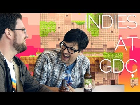 Casual Friday - GDC: The Rise of Indie Games
