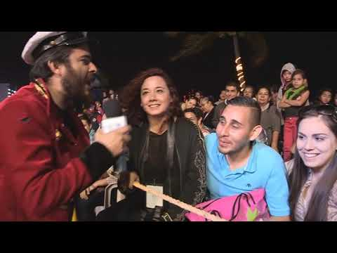 Espectacular desfile del carnaval de Mazatlán 2014
