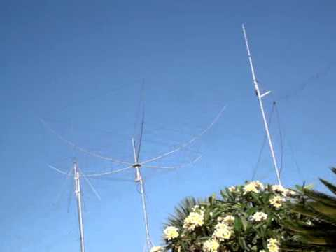 Hex Beam Antenna