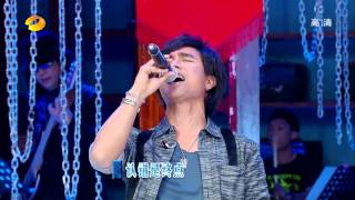 天天向上-SNH48甜蜜 迪克牛仔动力火车狠摇滚-Part3湖南卫视官方1080P20130524