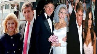 3 người vợ xinh đẹp trong cuộc đời của Donald Trump: Người cùng chạm thành công, người