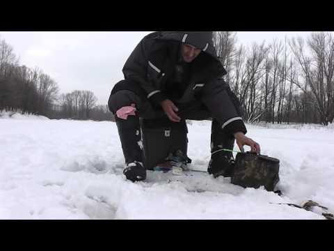 ловля жерлицами в глухозимье видео