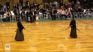 All Japan 8-dan Tournament ? Nihon Kendo Kata enbu