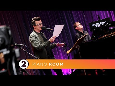 Rick Astley - Promises Calvin HarrisSam Smith cover Radio 2 Piano Room
