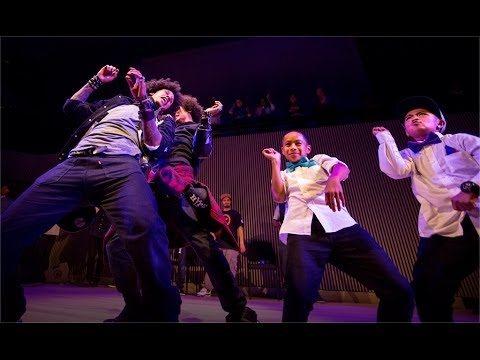 City Dance Live | Battle At Sf Jazz | Les Twins Vs The Art Of Teknique video