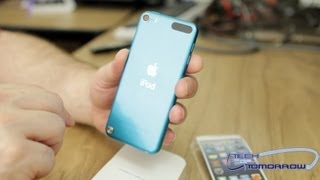 Apple iPod Touch 5th Generation Unboxing & Hands On Gaming Demo! (2012)