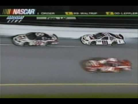 Nascar Crashes Compilation Video
