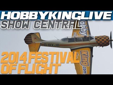 2014 Festival of Flight - HobbyKing Live