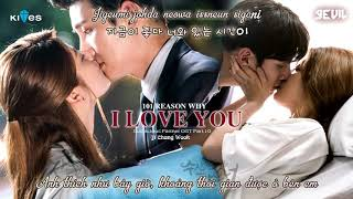 VIETSUB | Ji Chang Wook - 101 Reason Why I Love You | Suspicious Partner 수상한 파트너 OST Part 10