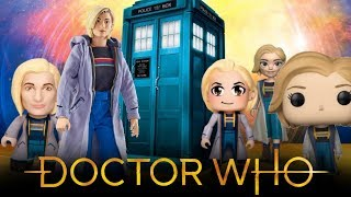 13TH DOCTOR FIGURES ANNOUNCED   Doctor Who Series 11 Merch