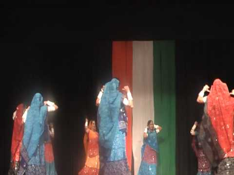 Ghoomar - Rajasthani Folk Dance -richmond video