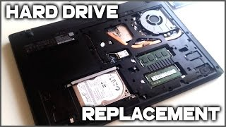 How to Upgrade Your Laptop HDD to SSD   | Lenovo G50-45