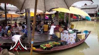 Pattaya Attractions - Pattaya Floating Market