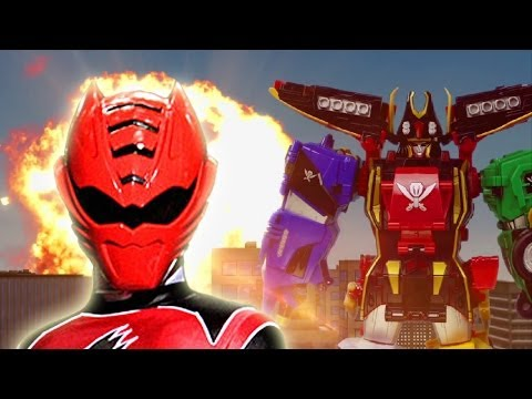 Spirit of the Tiger Episode Review (Power Rangers Super Megaforce)