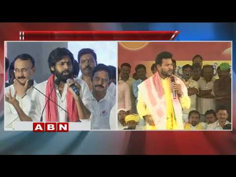 Clash between Pawan Kalyan and TDP MP Ram Mohan Naidu | ABN Telugu