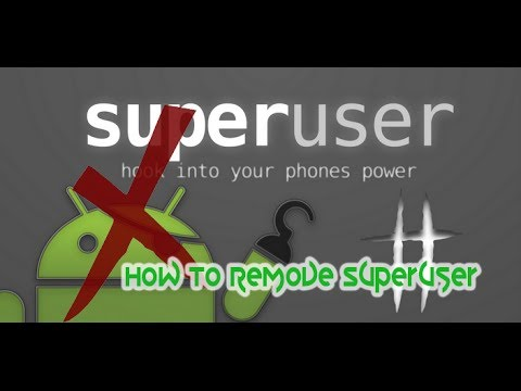 How To Uninstall/Remove SuperUser in very Simple Steps