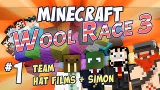 Minecraft Tunnel Vision Part 1 - Soggy Jaffas [Team Hat Films]