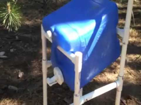 Water Jug Stand Youtube