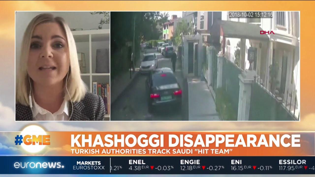 #GME | Trump demands answers from Saudis over Khashoggi disappearance