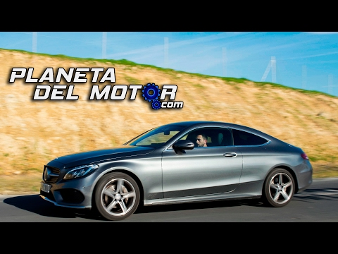 Prueba Mercedes-Benz Clase C Coupé: entre deportivo y GT   Análisis/Review