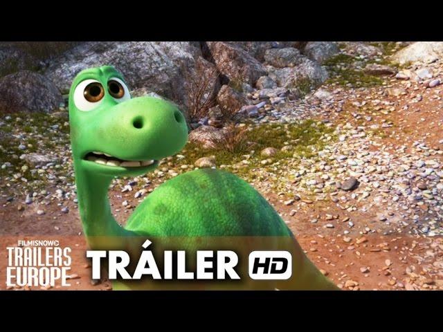 El viaje de Arlo Tráiler Oficial 3 en español (2015) HD