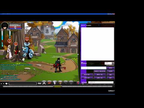 =AQW= How To Get Skyguard Hair Non-Mem